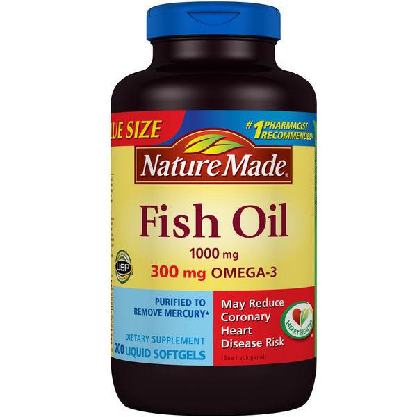 FISH OIL 200V NM