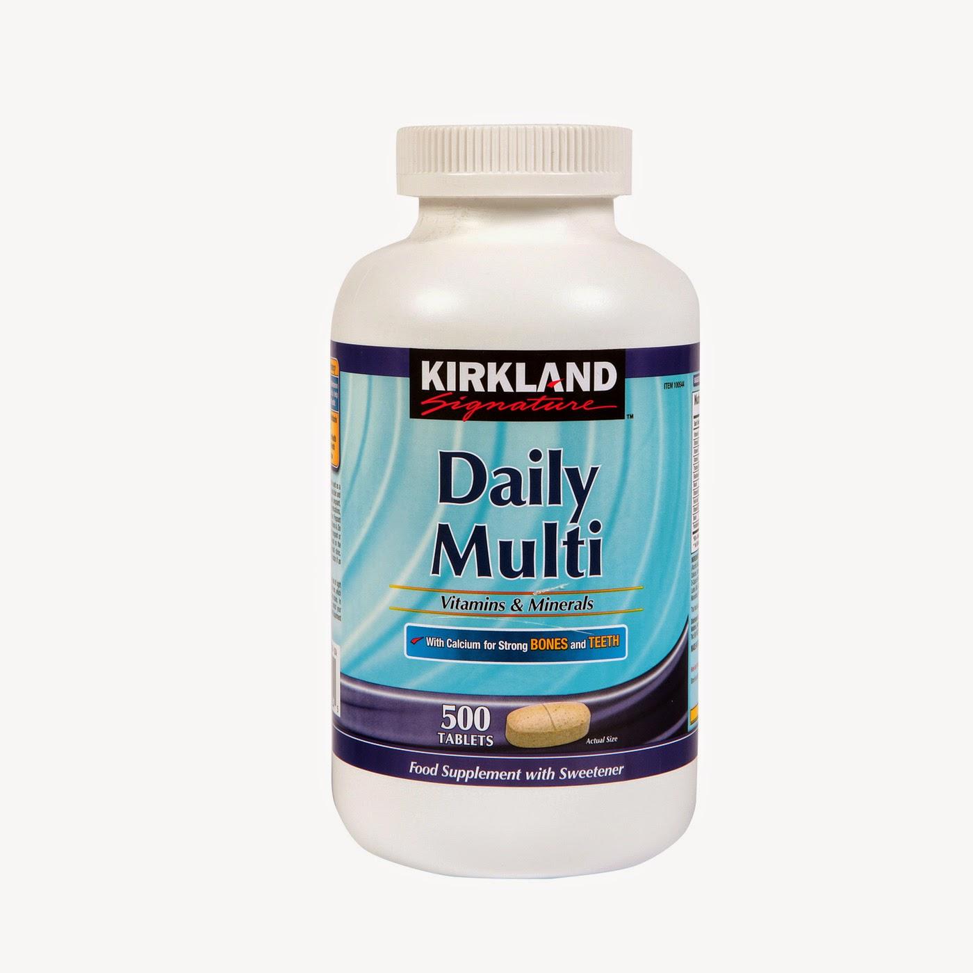 daily multi 500v