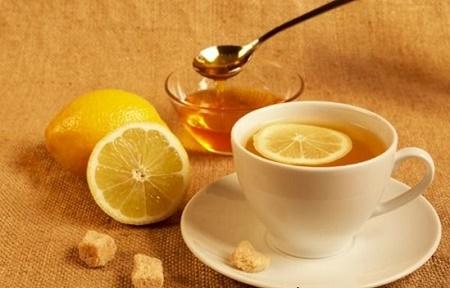 Trà chanh mật ong chữa viêm họng hạt, tăng cường hệ miễn dịch