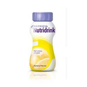 Nutricia Nutridrink nước protein vị chuối 200ml