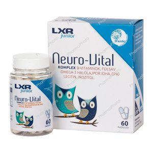 LXR Junior Neuro-Vital Komplex 60x