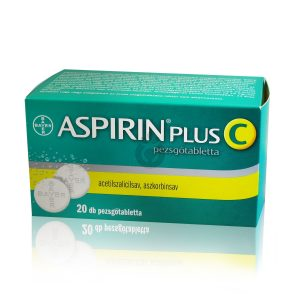 AspirinPlusC viên sủi 10×2 viên