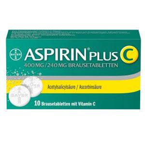 AspirinPlusC viên sủi 5×2 viên