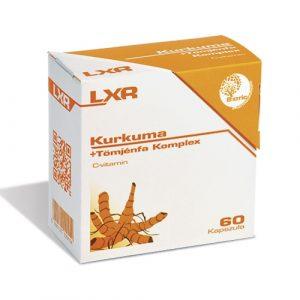 LXR Turmeric Komplex 60x