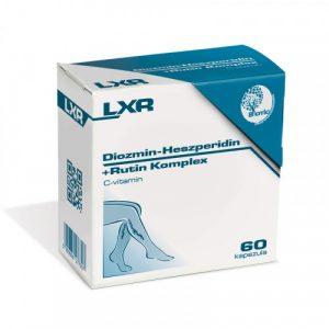 LXR Diozmin-Hesperidin + Rutin Komplex 60x