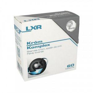 LXR Chrome Komplex 60x