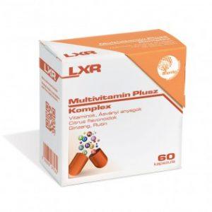 LXR Multivitamin Plusz Komplex 60x
