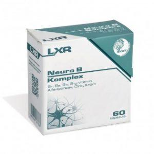 LXR Neuro B Komplex 60x